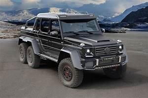 Mercedes 6 6 : mansory mercedes benz g63 amg 6x6 boasts 828 hp digital trends ~ Medecine-chirurgie-esthetiques.com Avis de Voitures