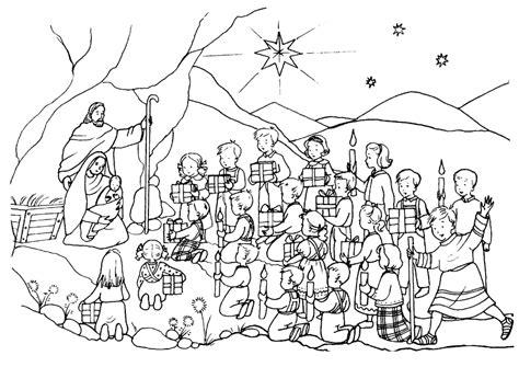 Kleurplaat Eenden Familie by Kerstfeest Kleurplaten Hetallerleibos