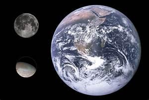 Neptune's Moon Triton - Universe Today