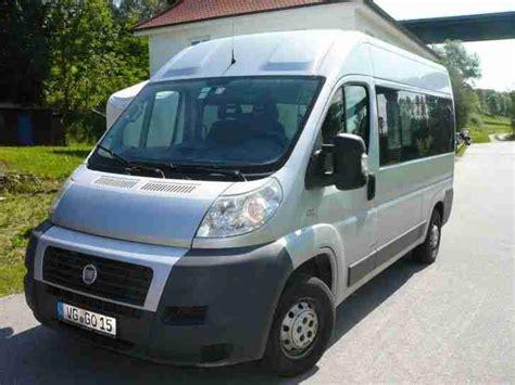fiat ducato    sitzer bus heisser verkauf der marke
