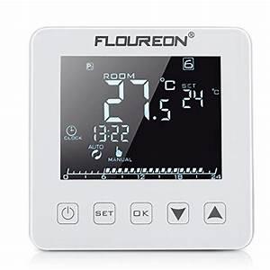 Heizung Thermostat Digital : living von floureon g nstig online kaufen bei m bel garten ~ Frokenaadalensverden.com Haus und Dekorationen