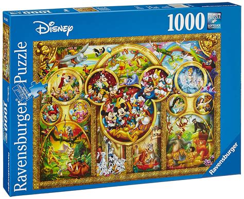 ravensburger the best disney themes jigsaw puzzle 1 000 pieces ebay