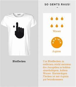 Flecken Auf Kleidung Entfernen : blutflecken entfernen tipps im zalando textilien handbuch ~ Markanthonyermac.com Haus und Dekorationen