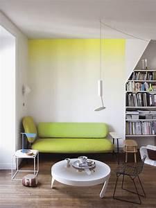 Ideen Wand Streichen : 65 wand streichen ideen muster streifen und struktureffekte ~ Lizthompson.info Haus und Dekorationen