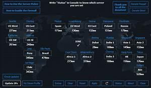 Official MM Server PickerPinger 473 Counter Strike