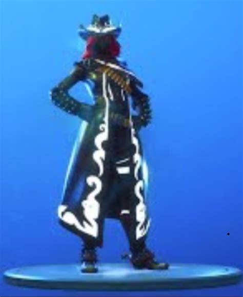 calamity jane fortnite season  skin level