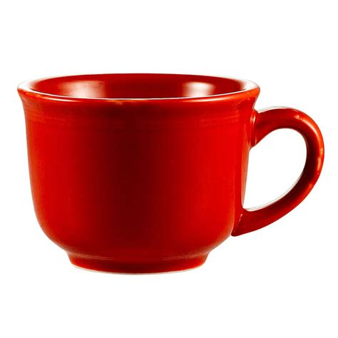 CAC TG 1 R Tango 7.5 oz. Red Cup   36/Case
