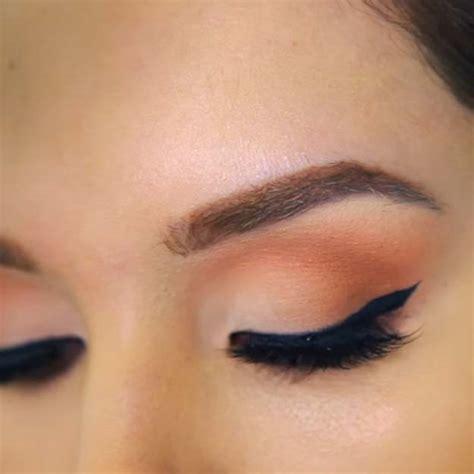 easy eye shadow   goddess