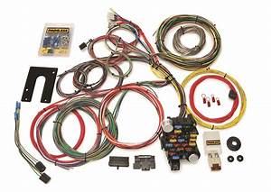 Painless Wiring 10201 18 Circuit Universal Wiring Harness