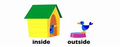 Outside Inside Kindergarten Worksheets Concepts Spatial
