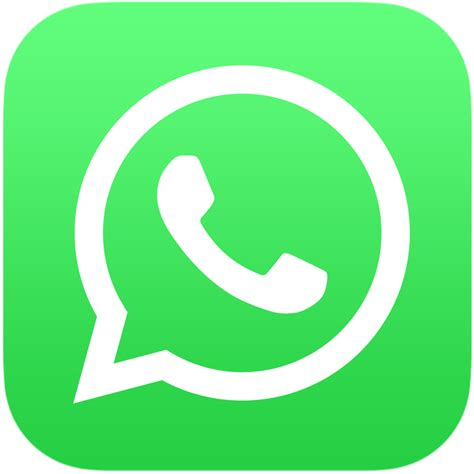 filewhatsapp logo color verticalsvg wikimedia commons