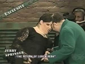 Lori and Reba Schappell on Jerry Springer - Part 2 of 6 ...