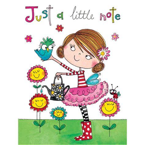 'just A Little Note' Notecards & Envelopes Mrsbrimbles