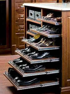 3, Highly, Effective, Customized, Shoe, Storage, Ideas