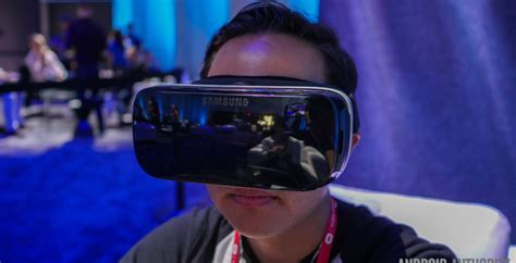 Samsung Gear VR reactions at Oculus Connect