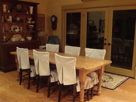 slip covers  dining chairs  informations