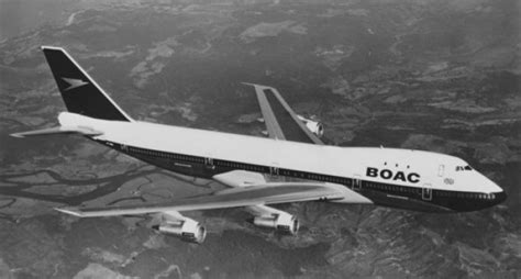airways to paint 747 400 in boac colors airways magazine