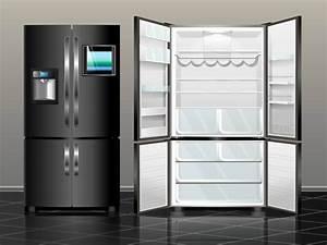 Kühlschrank Amerikanischer Stil : amerikanische k hlschr nke schwarz ~ Sanjose-hotels-ca.com Haus und Dekorationen