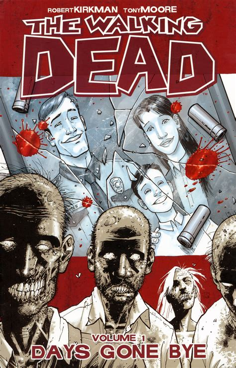 The Monster Scifi Show  The Walking Dead Volume 1 Graphic