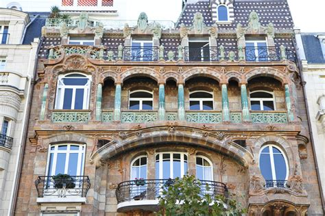 A Guide To Art Nouveau In Paris