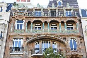 Art Nouveau Architecture : a guide to art nouveau in paris world of wanderlust ~ Melissatoandfro.com Idées de Décoration