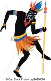African Dance Clip Art