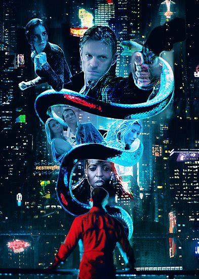 'Altered Carbon' Poster by MaxencePierrard | Altered ...