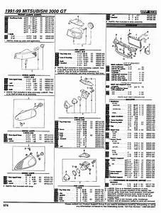 Mitsubishi 3 0 Engine Diagram 3000gt 1991