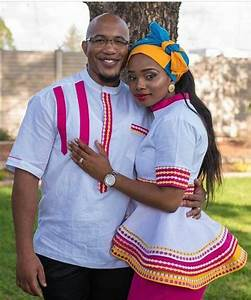 Pedi Traditional Couples Outfit
