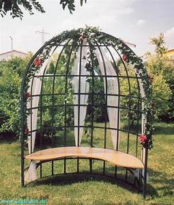 Pavillon Aus Metall : gartenlaube ~ Michelbontemps.com Haus und Dekorationen