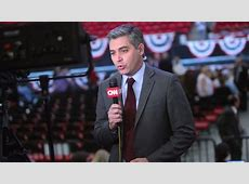 This is the CNN reporter that just got into a yelling