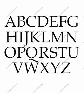 Small letter stencils from 1 4 inch to 5 inch sizes for 1 4 inch letter stencils