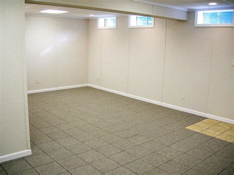Thermaldry Flooring From Total Basement Finishing by Several Flooring Options For A Customized Look