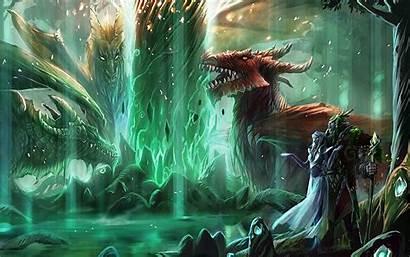 Warcraft Desktop Wallpapers Sponsored Dekstop