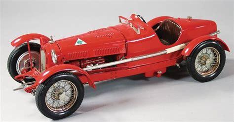 Pocher K71 Alfa Romeo 8c 2300 Monza 1931  Scale Models