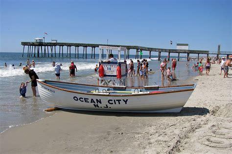 Boat R Ocean City Nj ocean city nj lifeguard stand and boat thomas grim flickr