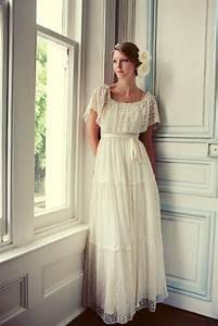 Elegant Vintage Lace Wedding Dresses | Sang Maestro
