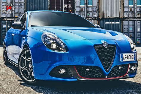 Look Accattivante Per La Nuova Alfa Romeo Giulietta Sport