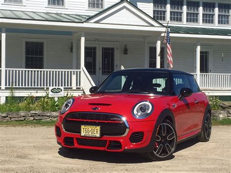 2018 Mini John Cooper Works Can Be Had With A Secret Loud