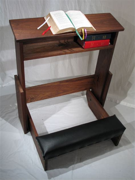 Prayer Kneeling Bench by Prayer Kneeler Prayer Bench Prie Dieu Prayer Desk
