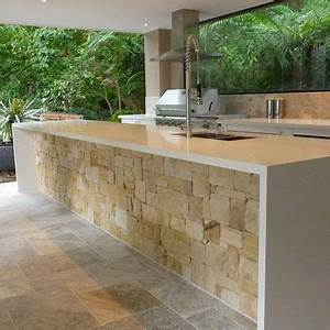 contemporary brick adapted outdoor grill design pictures With kitchen cabinets lowes with stone wall art for outdoors