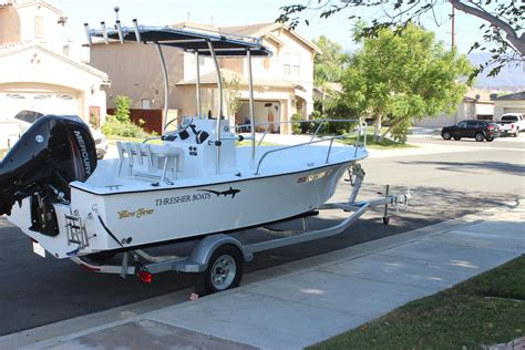 Fishing Boat Registration Bdo by Thresher Boats In San Clemente Page 4 Saltwater