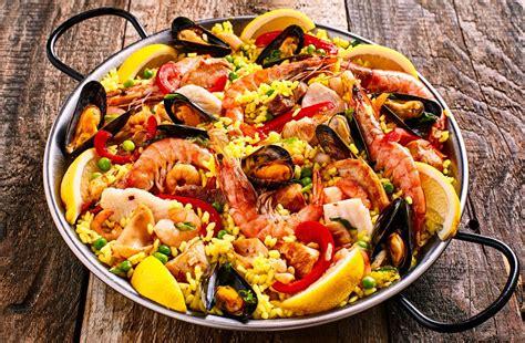 cuisine paella recette la paëlla traditionnelle
