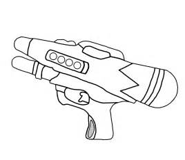 guns coloring pages to print collections
