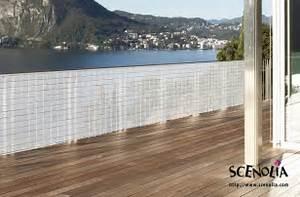 Brise Vue Opaque : briques blanches brise vue de balcon trompe l il mur de ~ Premium-room.com Idées de Décoration