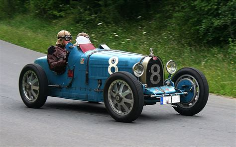 Rare Bugatti Found In British Garage The New York Times