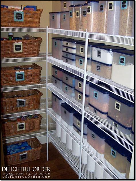 Organizing Pantries 20 Kitchen Pantry Ideas To Organize Your Pantry