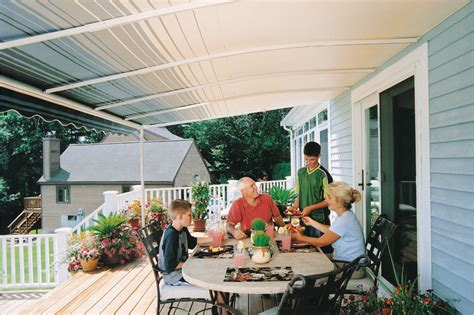 retractable awning features abc windows and more