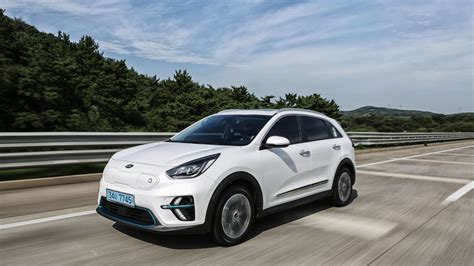 2019 Kia Niro Ev First Drive Review Batteryoperated Bolt