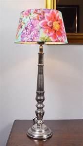 Lampenschirme Für Tischlampen : tischlampe mit blumen online kaufen michael noll ~ Whattoseeinmadrid.com Haus und Dekorationen